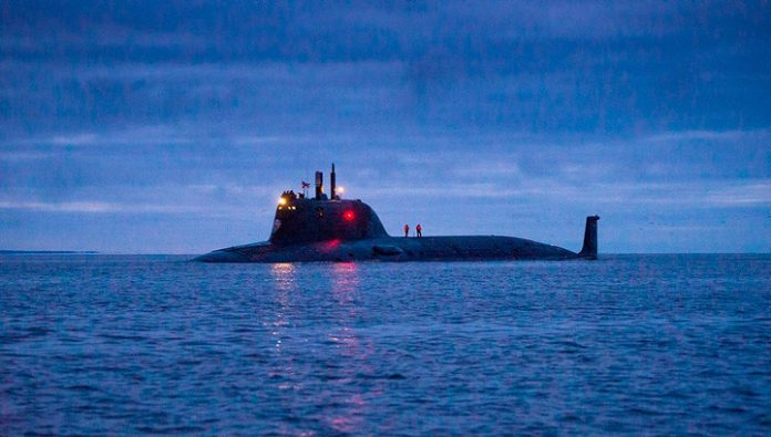 The Russian Navy will receive the nuclear submarine