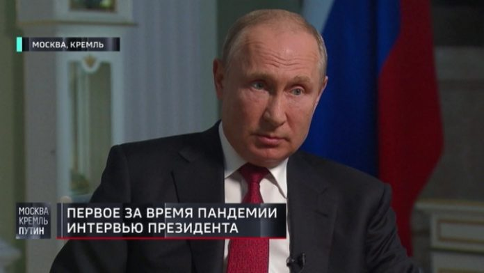The Russian President responded to the issues last time