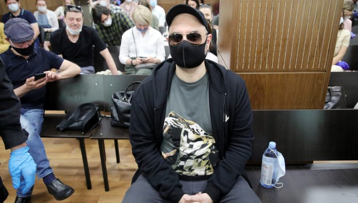 The sentence Kirill Serebrennikov: opinions