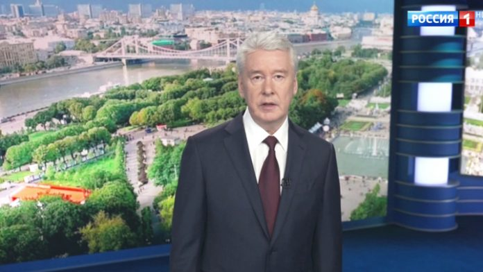 The treatment of Sergei Sobyanin to the Muscovites. Full text