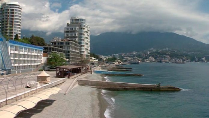 To check in to the hotels in the Crimea Russians will be able from 1 July