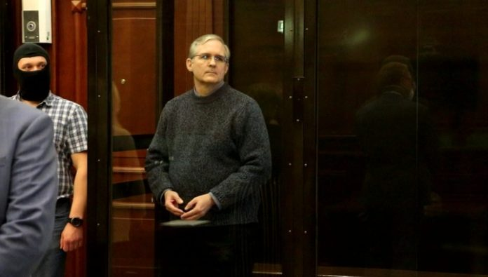 Verdict without appeal: Paul Whelan decided to wait for the exchange