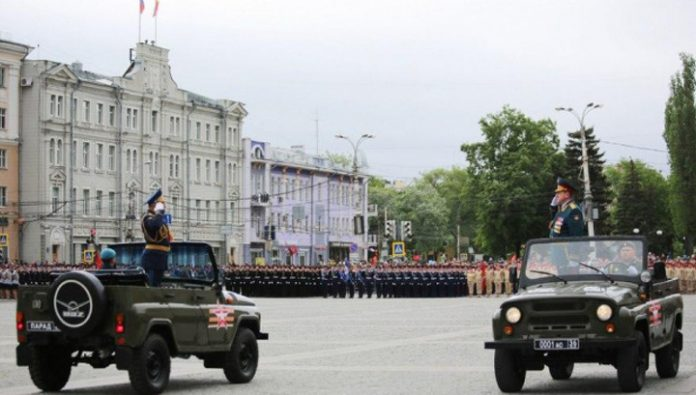 Victory parade in Voronezh will not cancel
