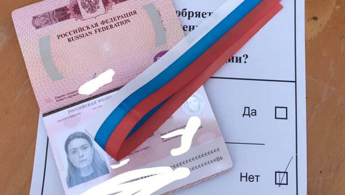Voted three times: a Russian woman from Israel threatens