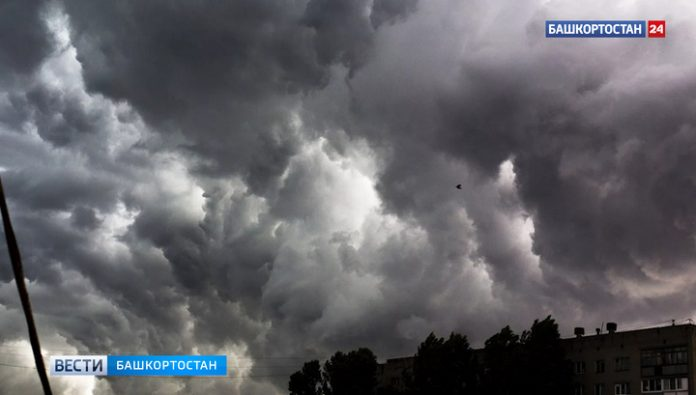 Weather in Bashkiria: the Republic extended the storm warning