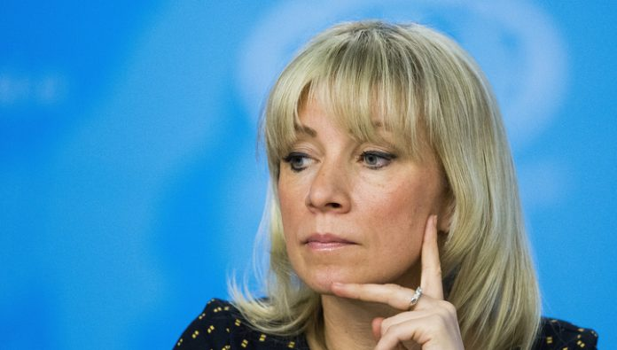 Zakharov told about the