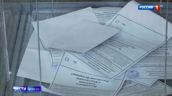 Amendments to the Constitution: will count every vote
