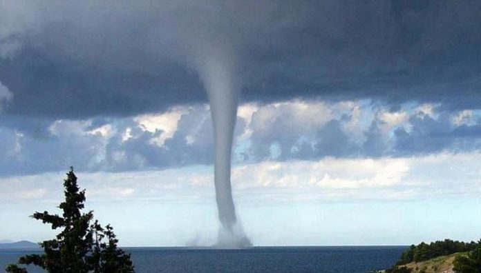 Because of the heat in the Krasnodar region may appear tornadoes