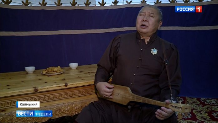 Centennial Kalmykia were able to maintain culture and identity