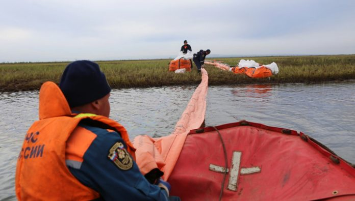 Confirmed pollution of three rivers from the lake due to incident in Norilsk