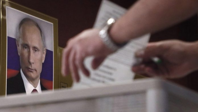 Declared invalid the results of voting on one of sites of Moscow