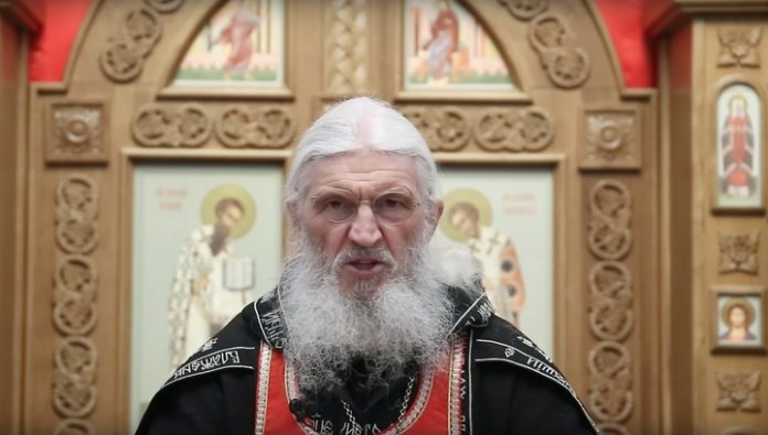 Disgraced the Ural Abbot Sergy cut off from the priesthood