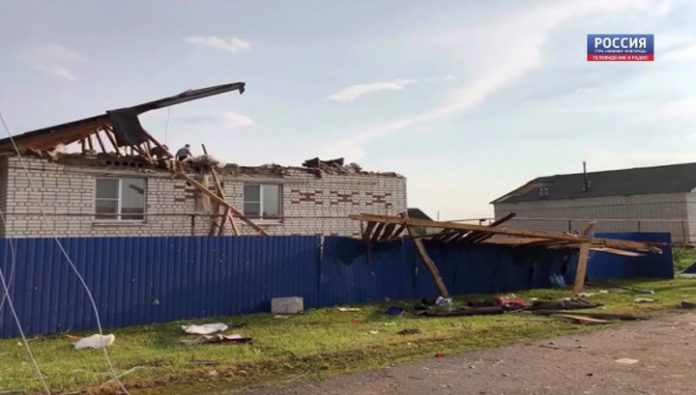Hurricane in the Nizhniy Novgorod region: what destroyed the elements