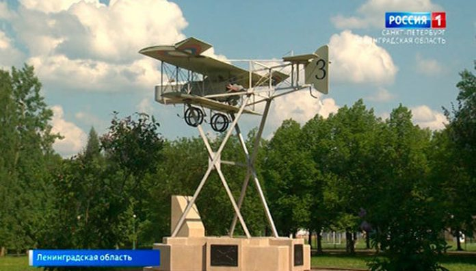 In Gatchina will be the first in the country Museum of military aviation