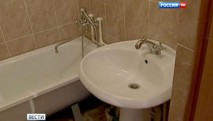 In Moscow the girl drowned in the bathtub, while mom played cards