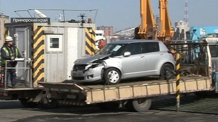 In Russia - the new restrictions on the import of RHD cars