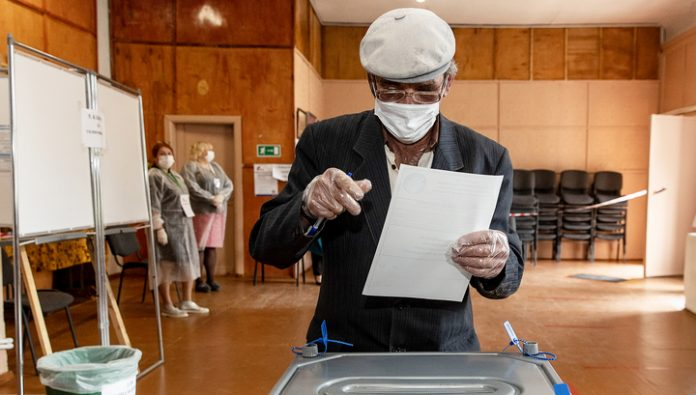 In the Urals ended with the vote on the amendments