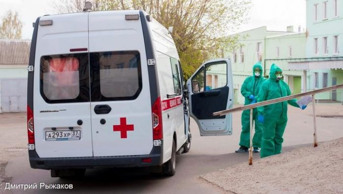 Ivanovski physicians allocated 83 million rubles for the work with COVID-sick