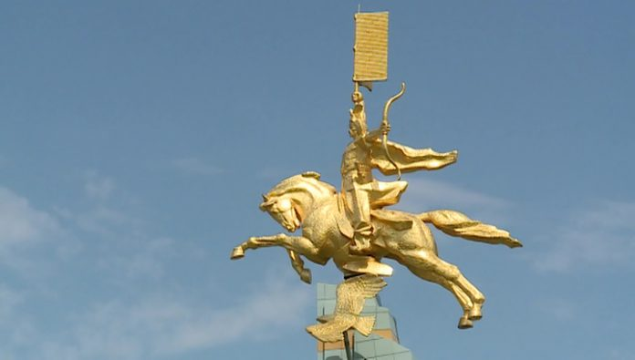 Kalmykia celebrates the 100th anniversary since the proclamation of autonomy