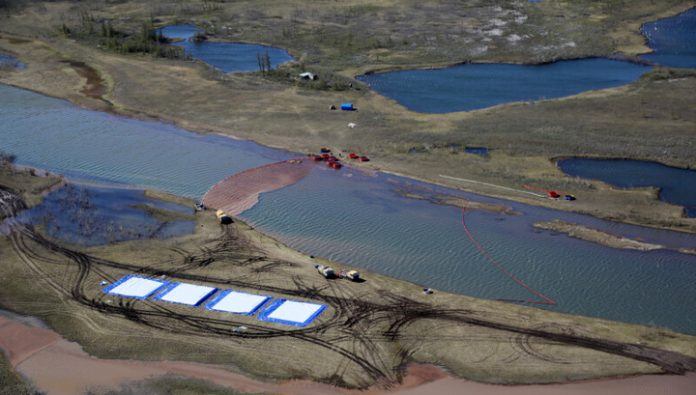 Norilsk has collected the bulk of the fuel after the may spill on CHP-3