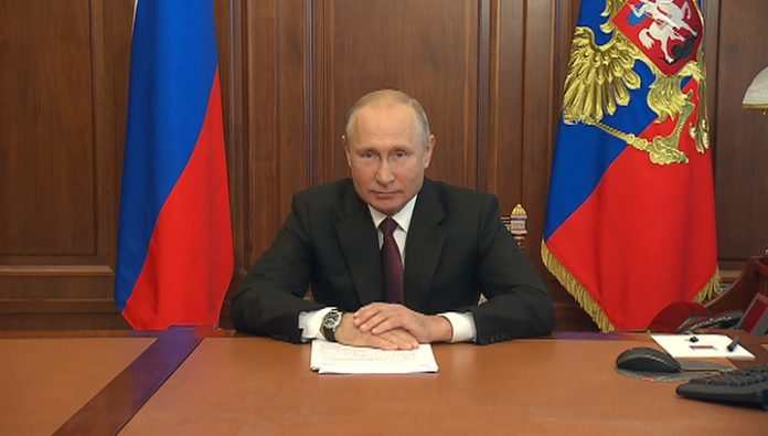 Putin thanked those who voted for and understand those who are against