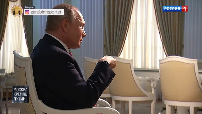 Putin told how the mistakes of the past wants to avoid