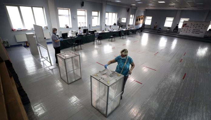 The CEC has published the first results of voting on amendments to the Constitution