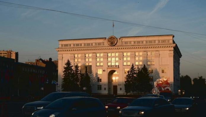 The country's first Ministry of coal industry in Kuzbass