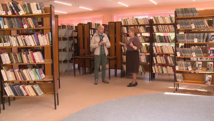 The libraries of the Pskov region are experiencing large-scale modernization