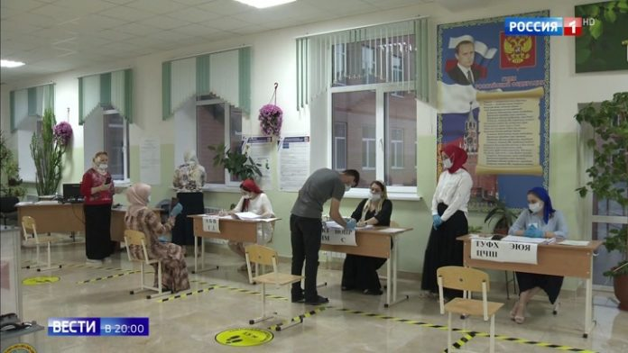 To justify the high trust of the people in Russia summing up the results of voting on the Constitution